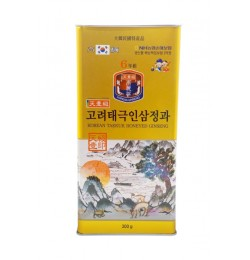 Honeyed Ginseng 300g