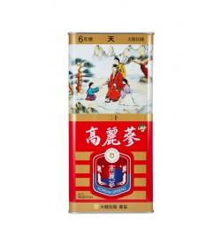 Korean Red Ginseng 600g 20 Heaven