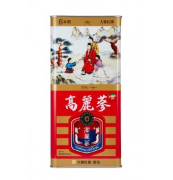 Korean Red Ginseng 600g 30 Heaven