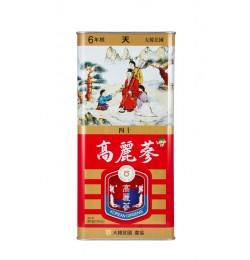 Korean Red Ginseng 600g 40 Heaven